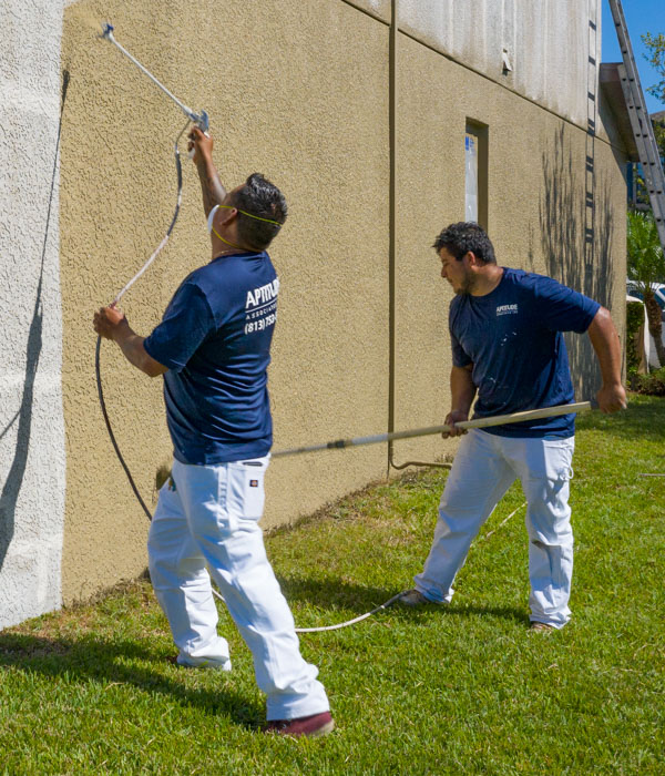 Residential painting services - Florida