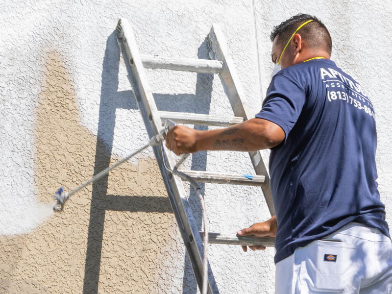 Step 7 - Stucco Sealant